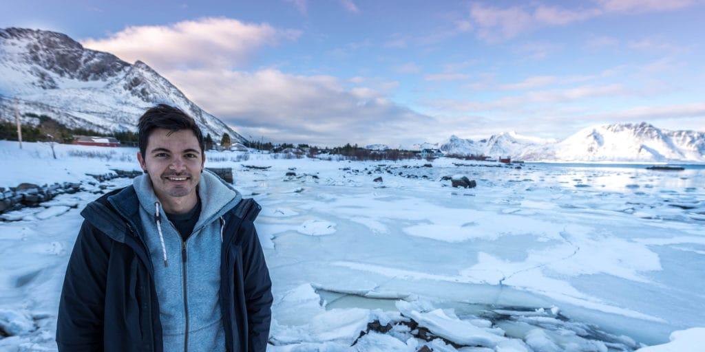 checkoutsam lofoten eilanden