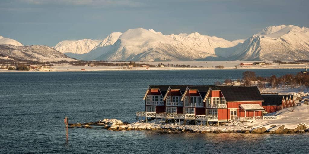 hurtigruten cruise noorwegen