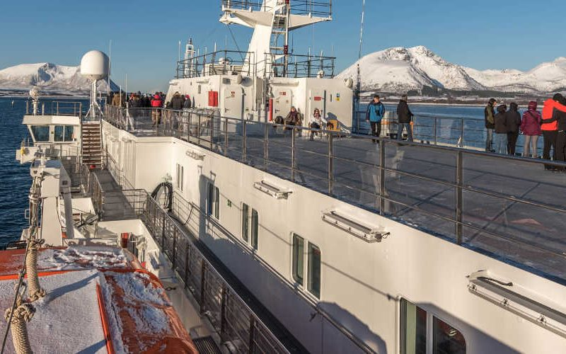 Noorwegen Hurtigruten