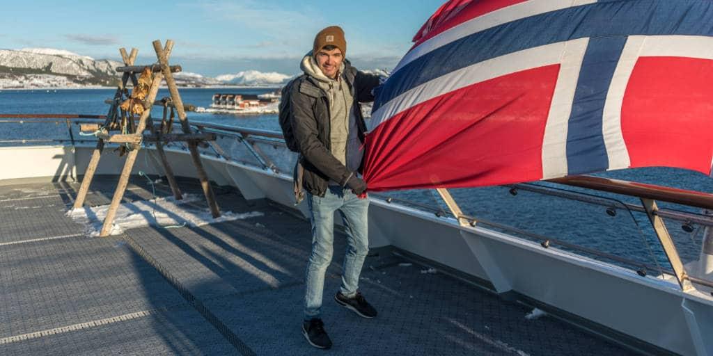 hurtigruten rondreis noorwegen