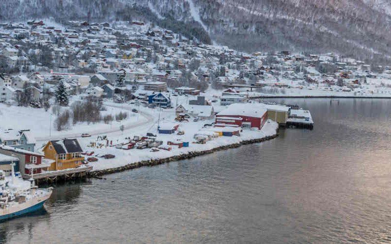 Tromsø noorwegen