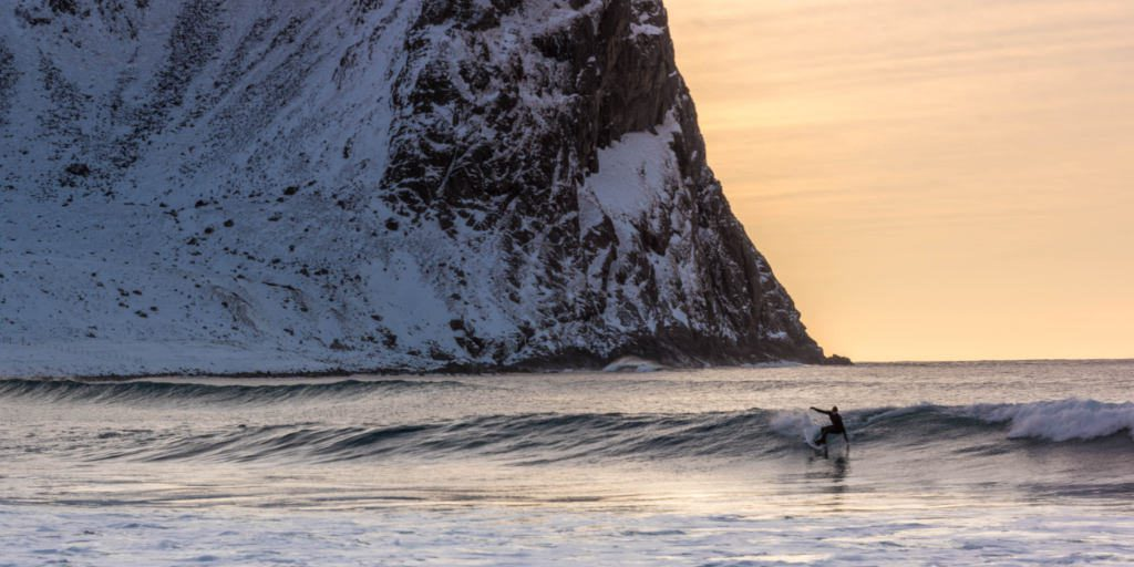 Unstad Arctic Surf Lofoten