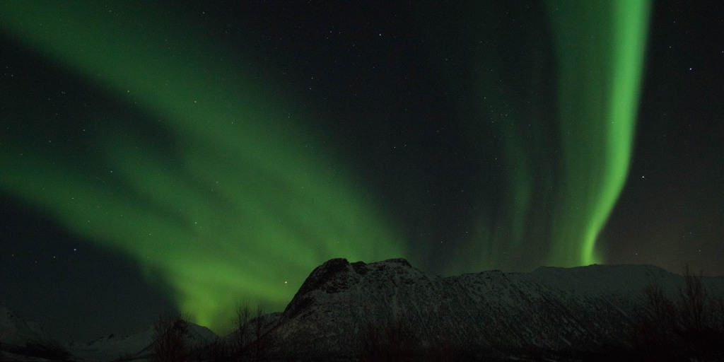 noorderlicht lofoten noorwegen