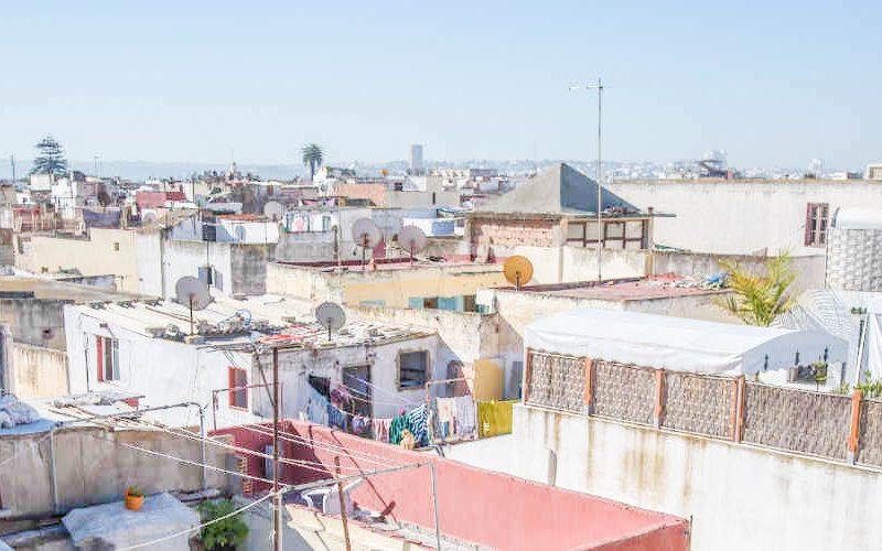 Salé, Marokko (Rabat)