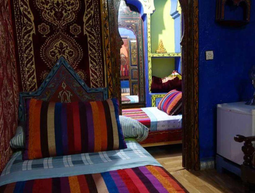 Dar Antonio Chefchaouen rondreis Marokko