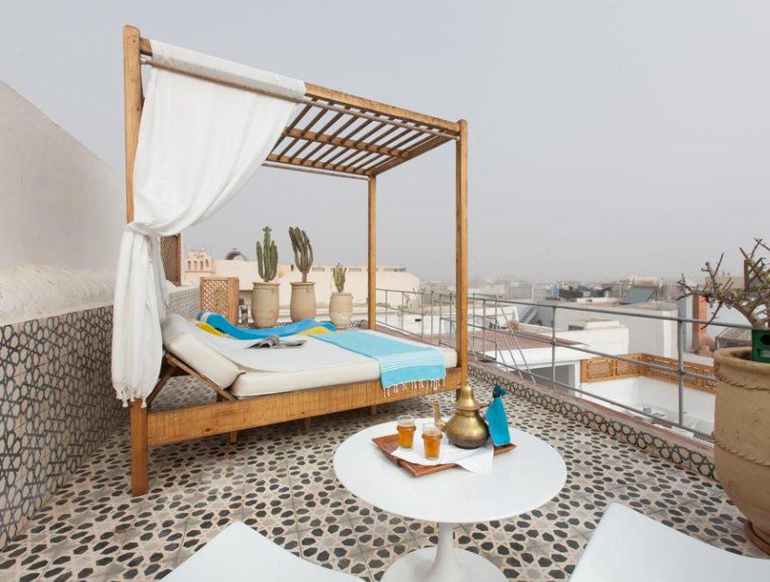 Marrakech Essauoira Riad Emotion