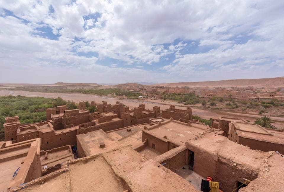 Aït-Ben-Haddou Marokko rondreis