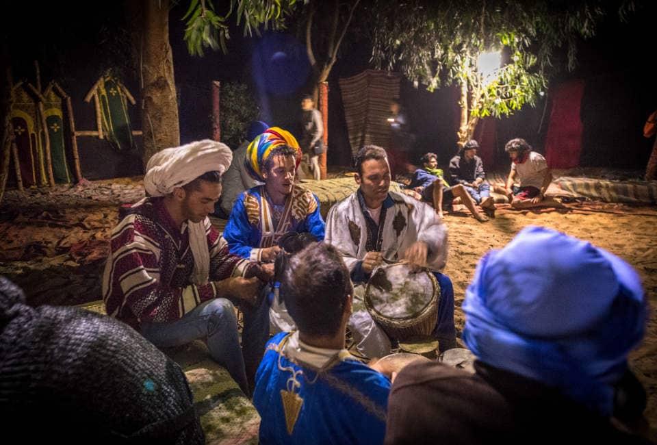 Berber Marokko