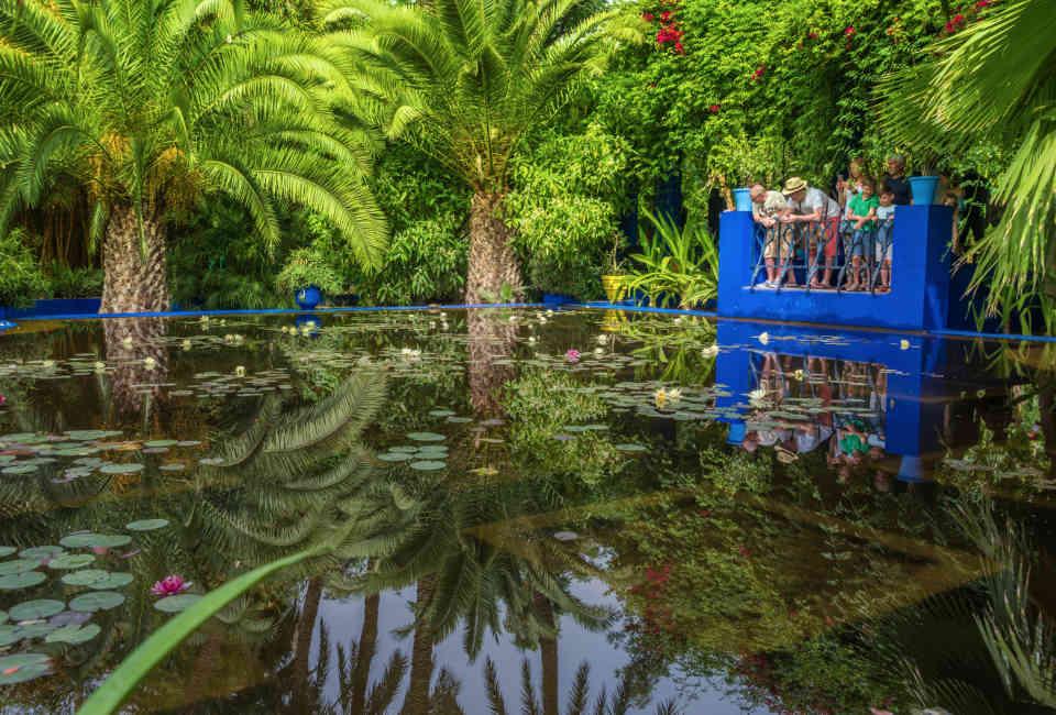 bezienswaardigheden marrakech jardin majorelle