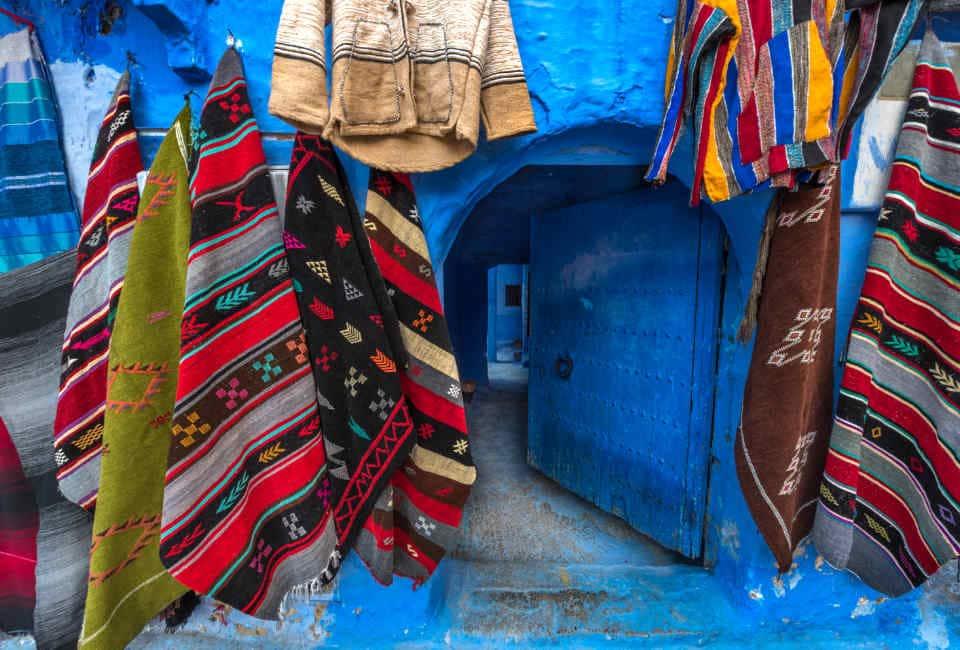 blauwe parel marokko