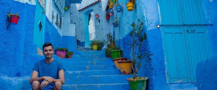 chefchaouen blauwe stad marokko blauwe parel marokko