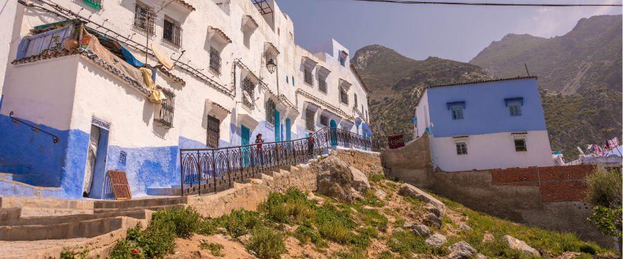 chefchouen marokko