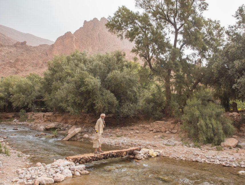 Dades Vallei rondreis Marokko