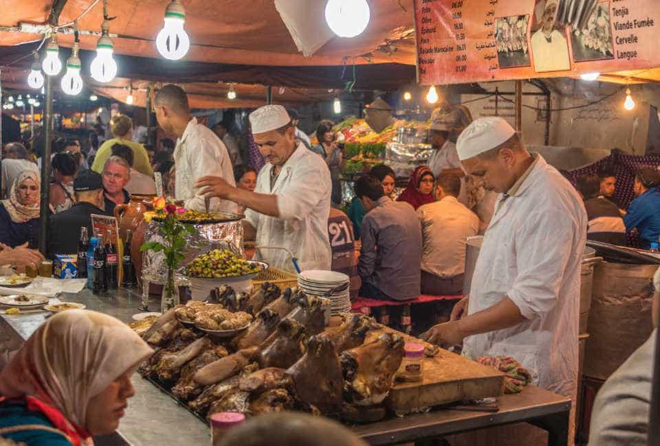 jemaa el fnaa plein marrakech bezienswaardigheden