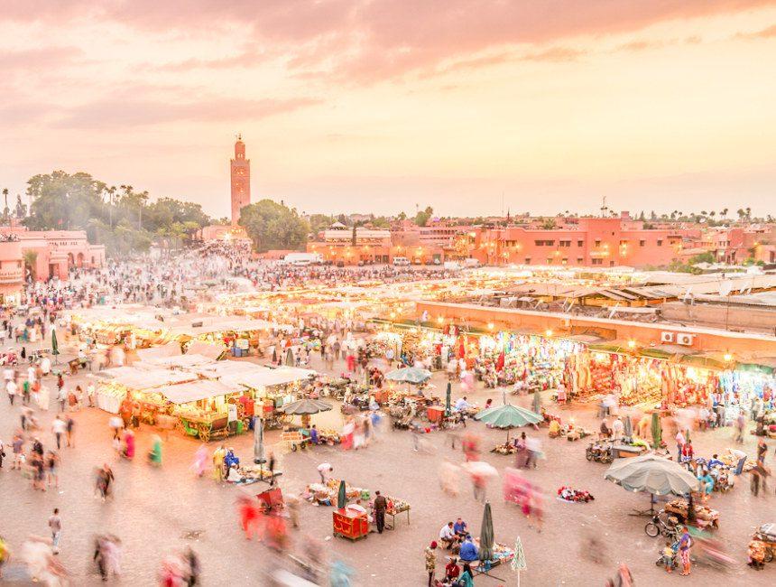 jemaa el fnaa plein marrakesh dingen om te doen