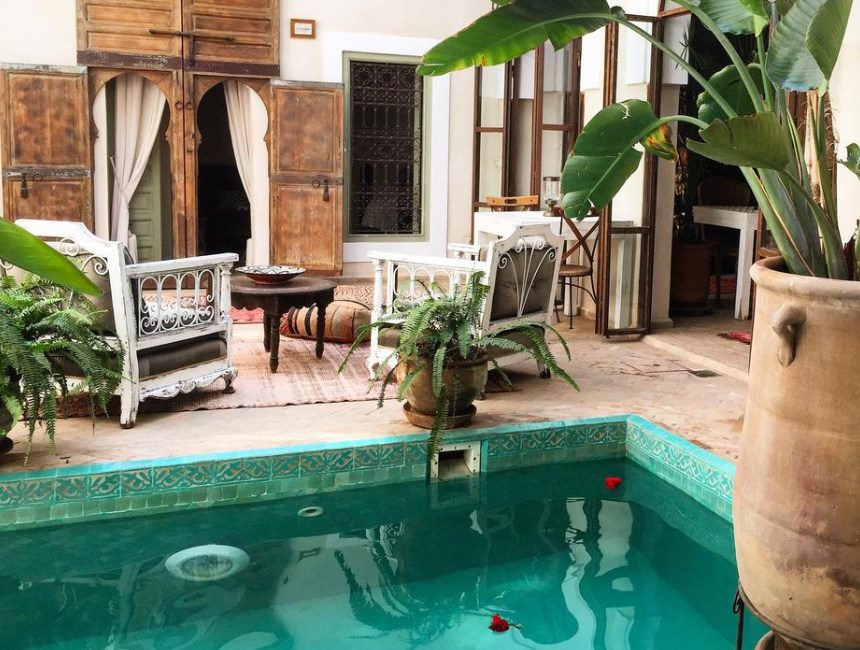 Riad Palacio de las Especias Marrakesh