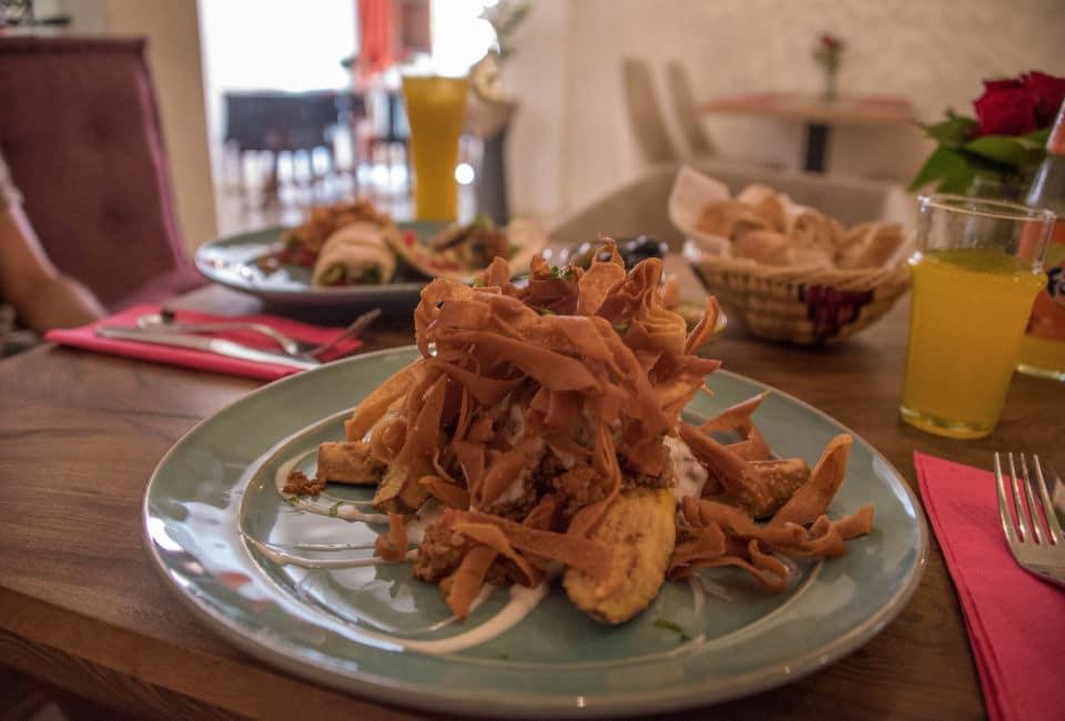 restaurant naranj marrakech