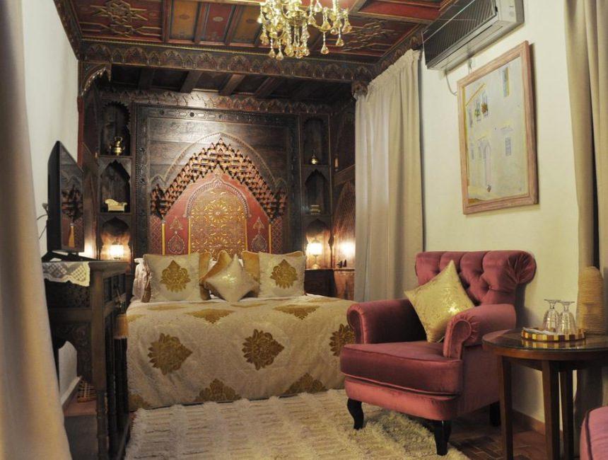 rondreis Marokko Riad Cherifa