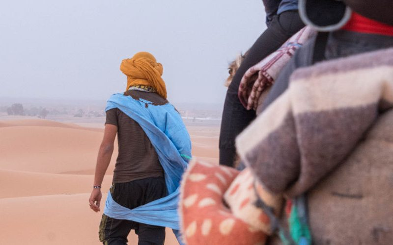 Sahara Marokko Tour