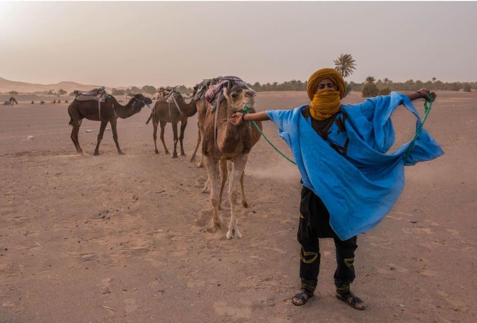 sahara van marokko tour