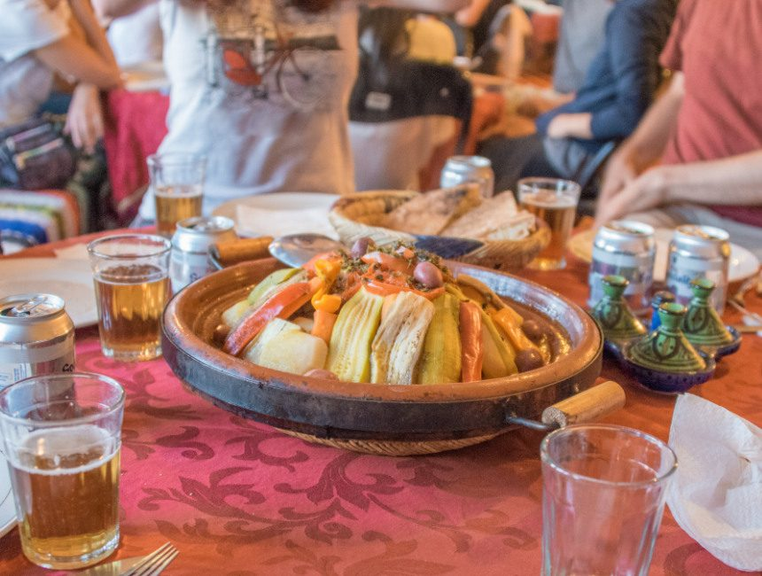 tajine Marokko eten