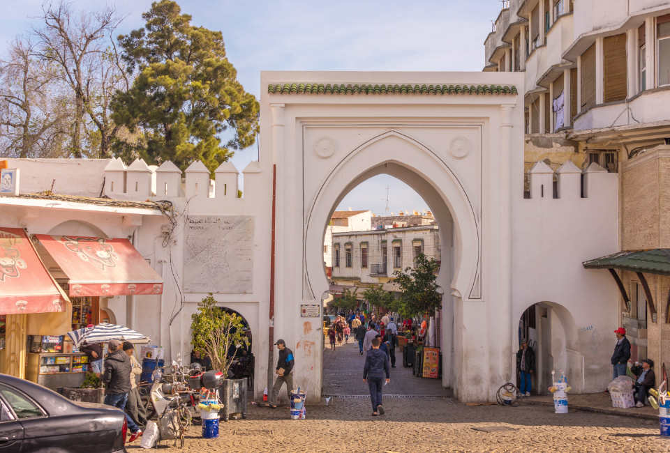 tangier - rondreis marokko