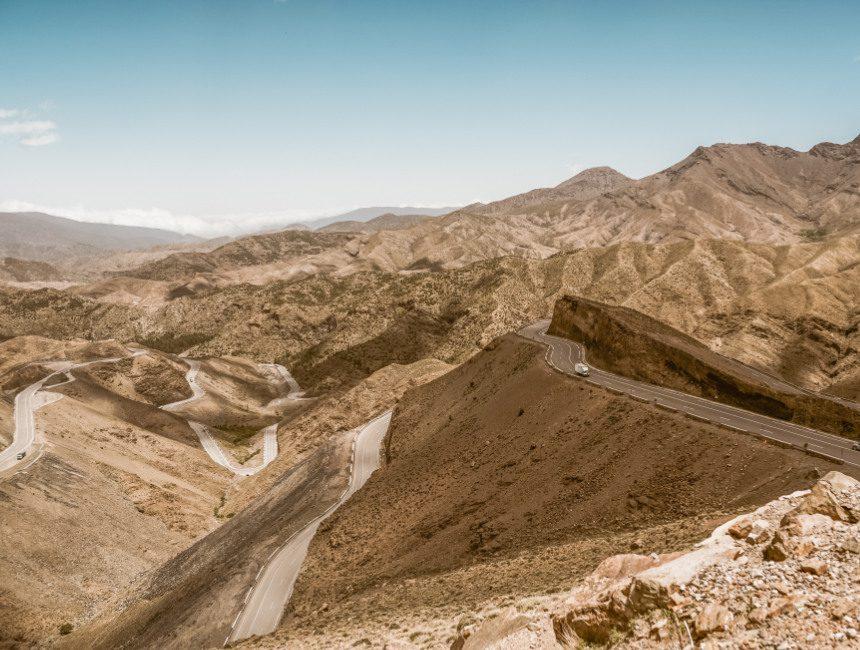 Toubkal Atlasgebergte rondreis Marokko