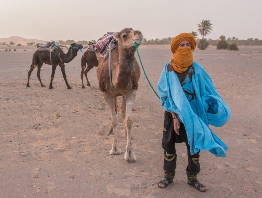 welke kledij in Marokko