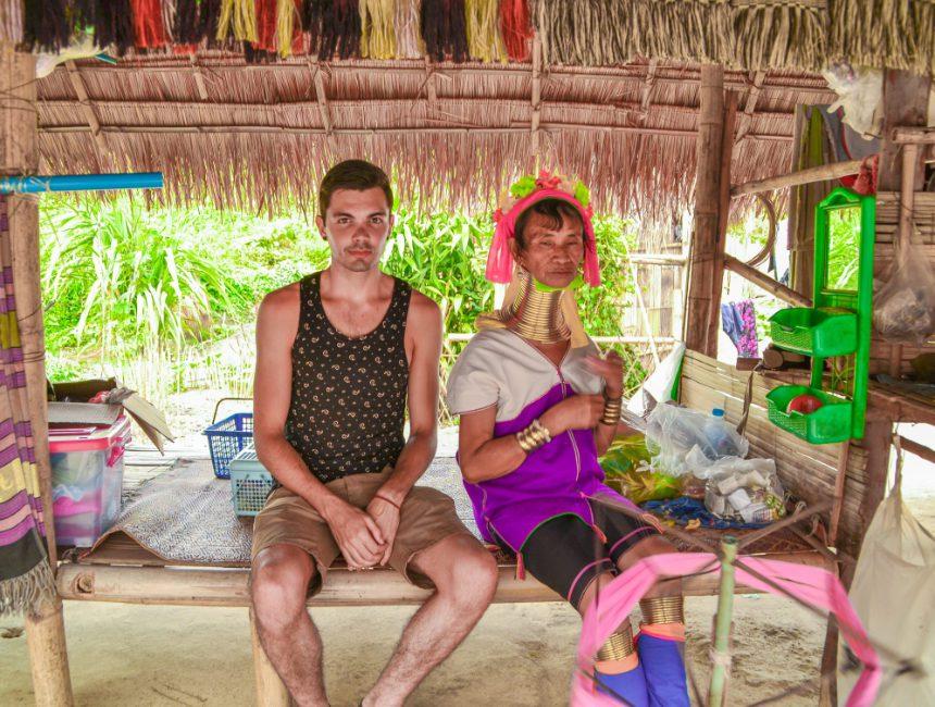 Karen Long Neck Chiang Rai rondreis Thailand