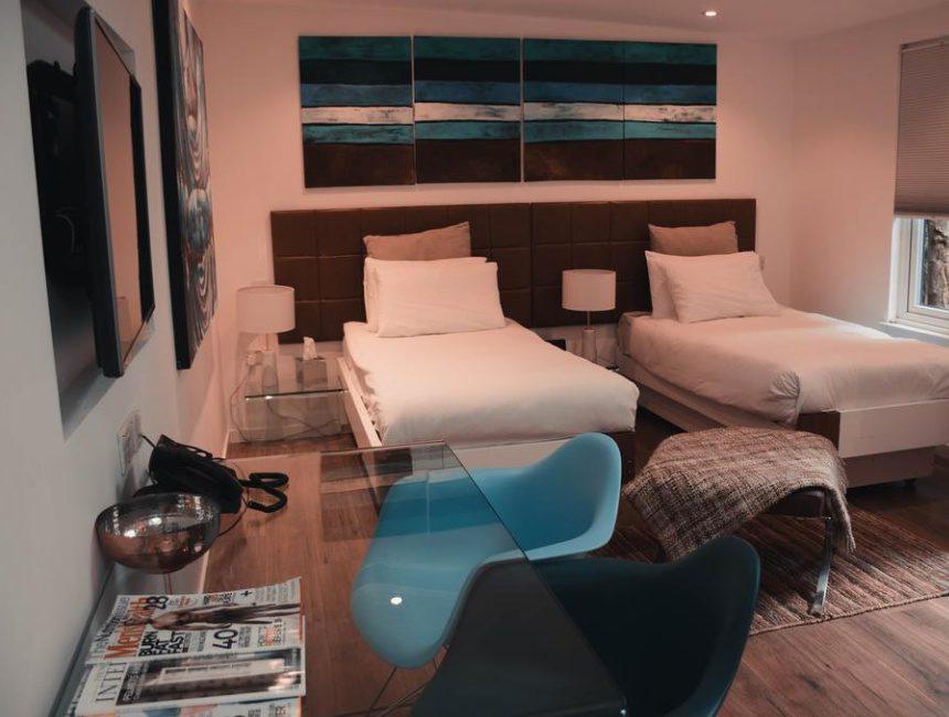 Londen bezienswaardigheden Hotel 55
