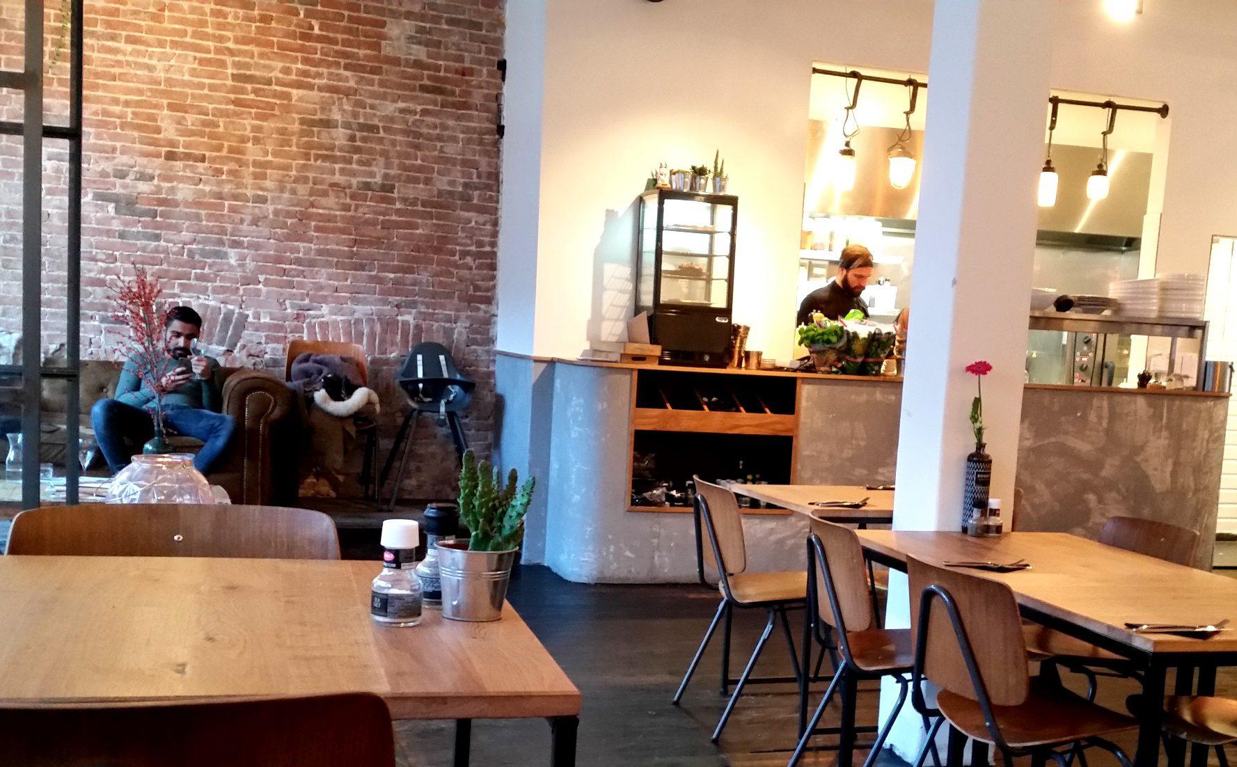 vegetarisch restaurant amsterdam meatless district