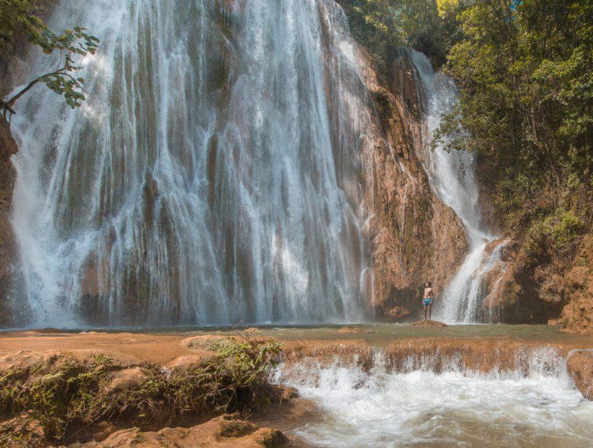 El Limon waterval Puerto Plata bezienswaardigheden