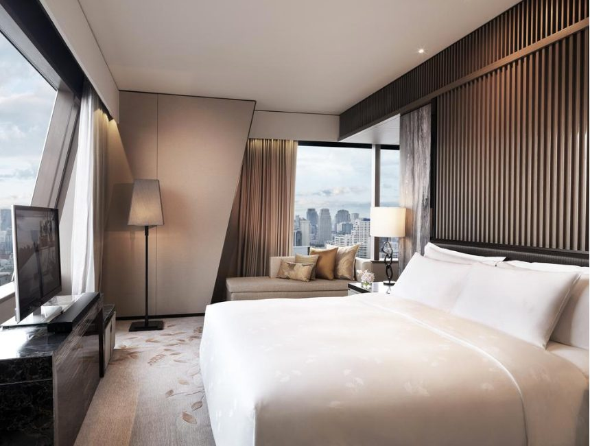 The Okura Prestige Bangkok rondreis Thailand