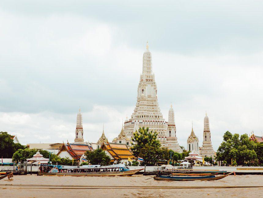 Wat Arun Bangkok rondreis Thailand