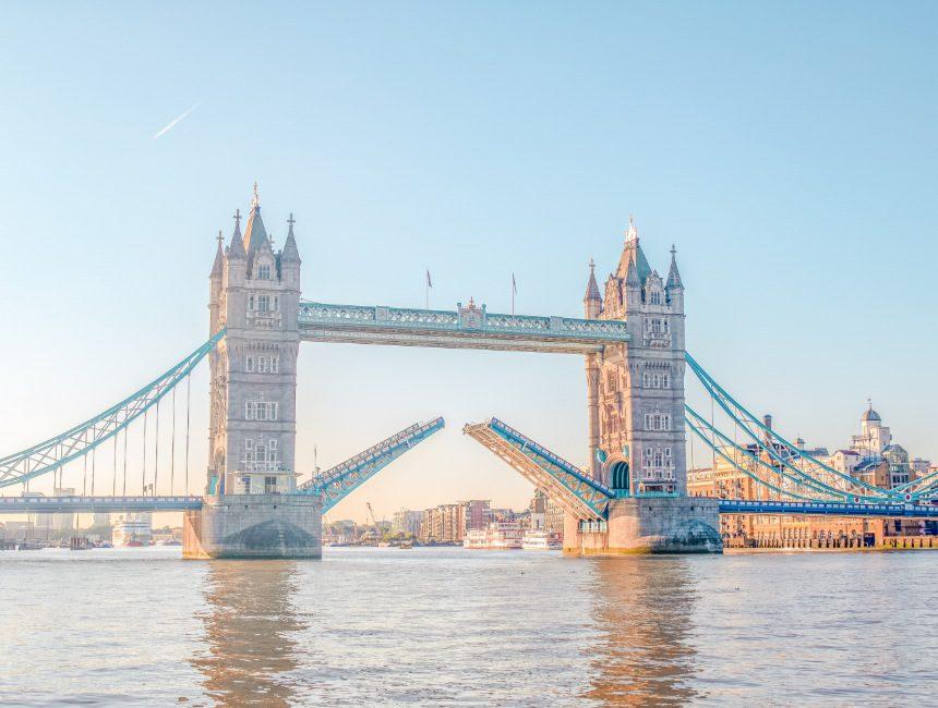 bezienswaardigheden Londen Tower Bridge