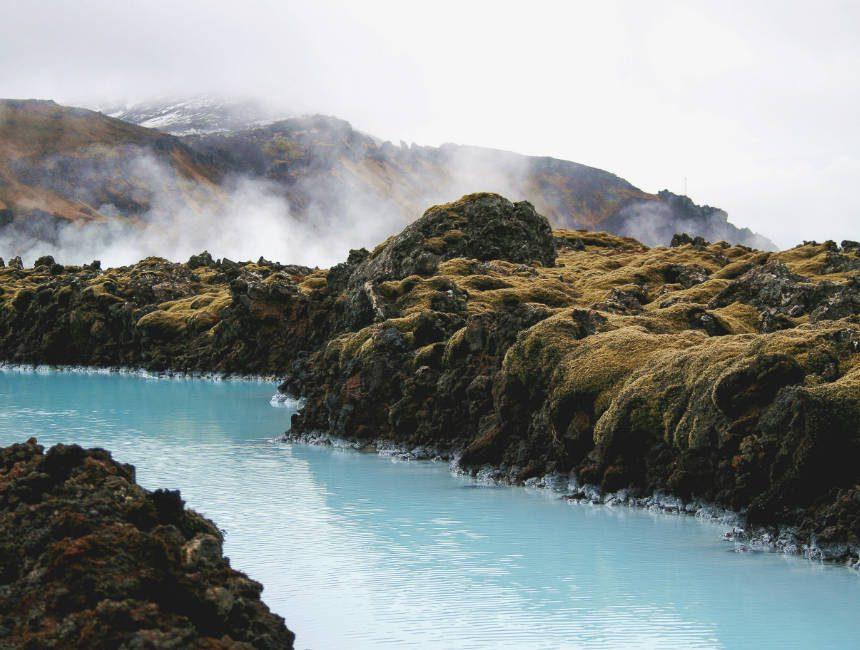 Blue lagoon Ijsland bezoeken