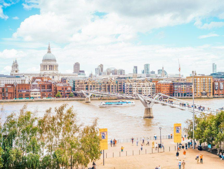 Boottocht Londen hoogtepunten