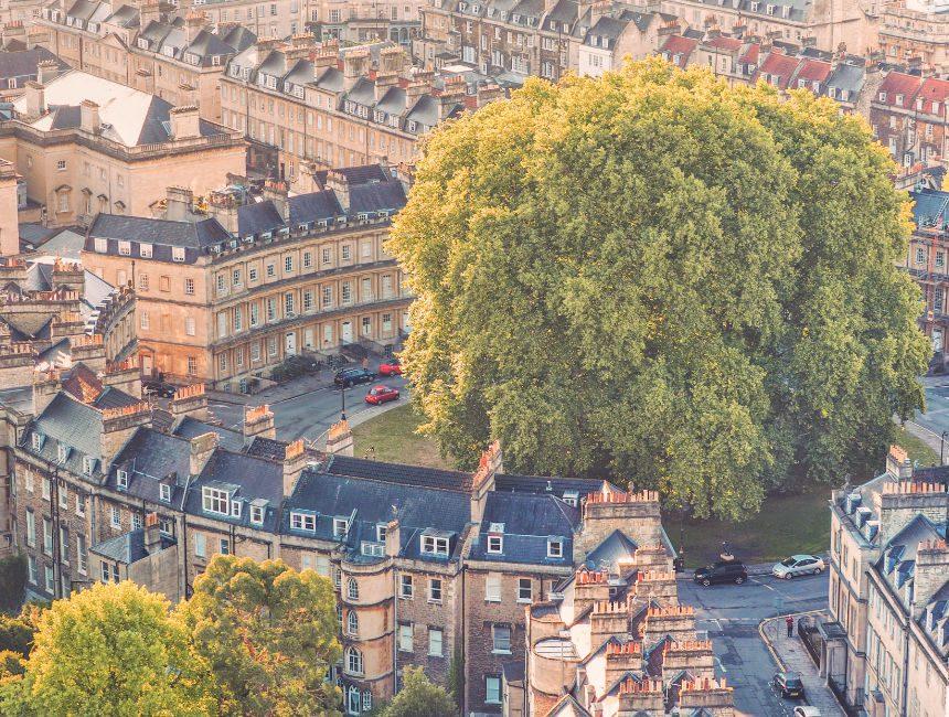 daguitstao Londen Bath