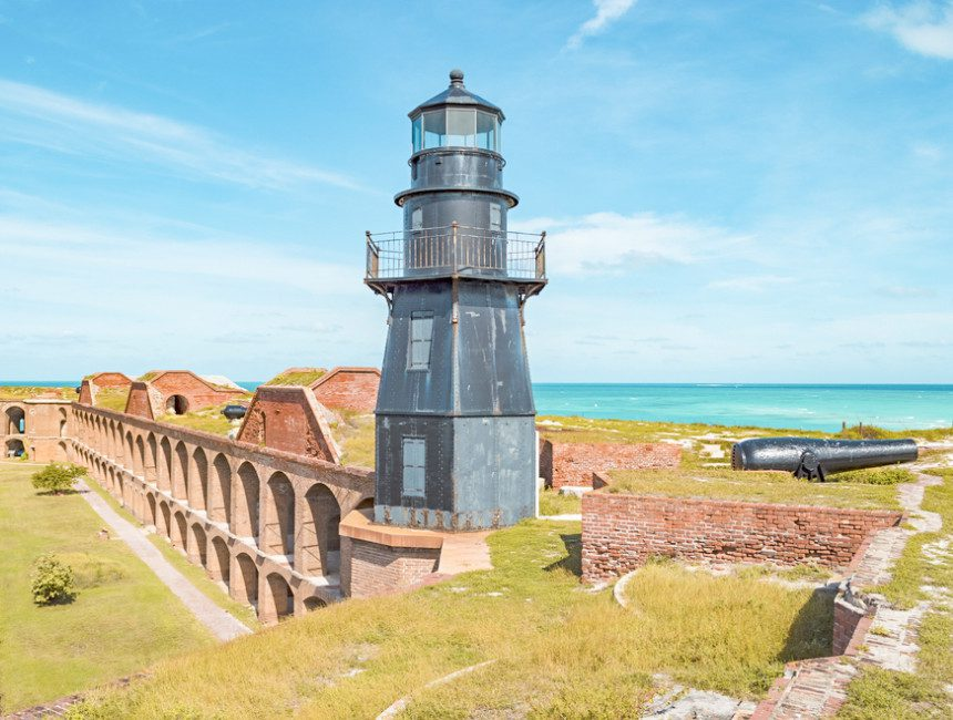 dingen om te doen in florida dry tortugas national park