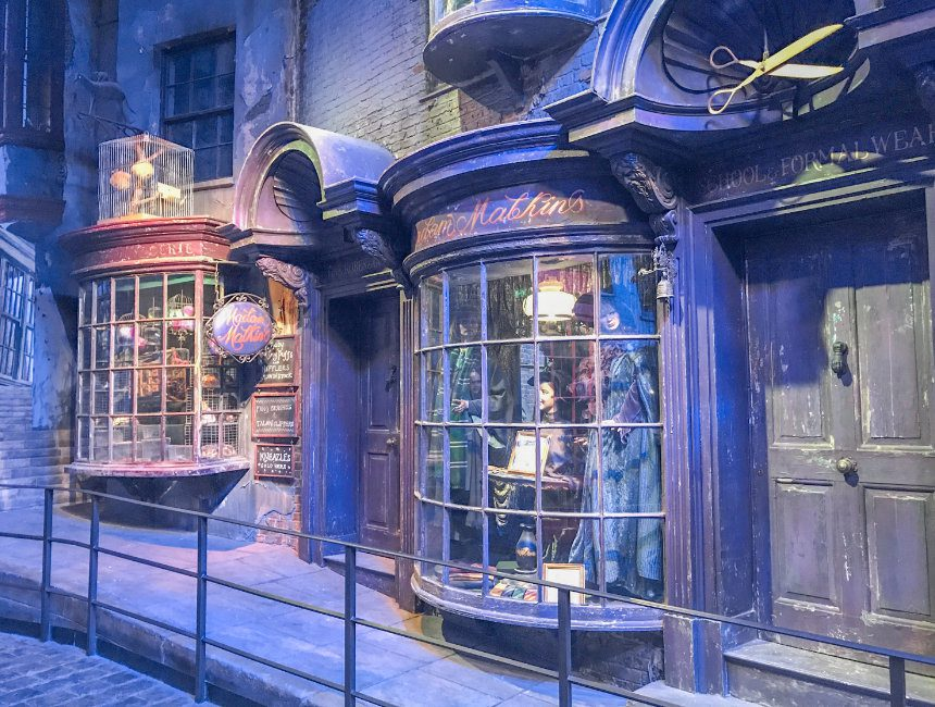 excursies Londen Harry Potter