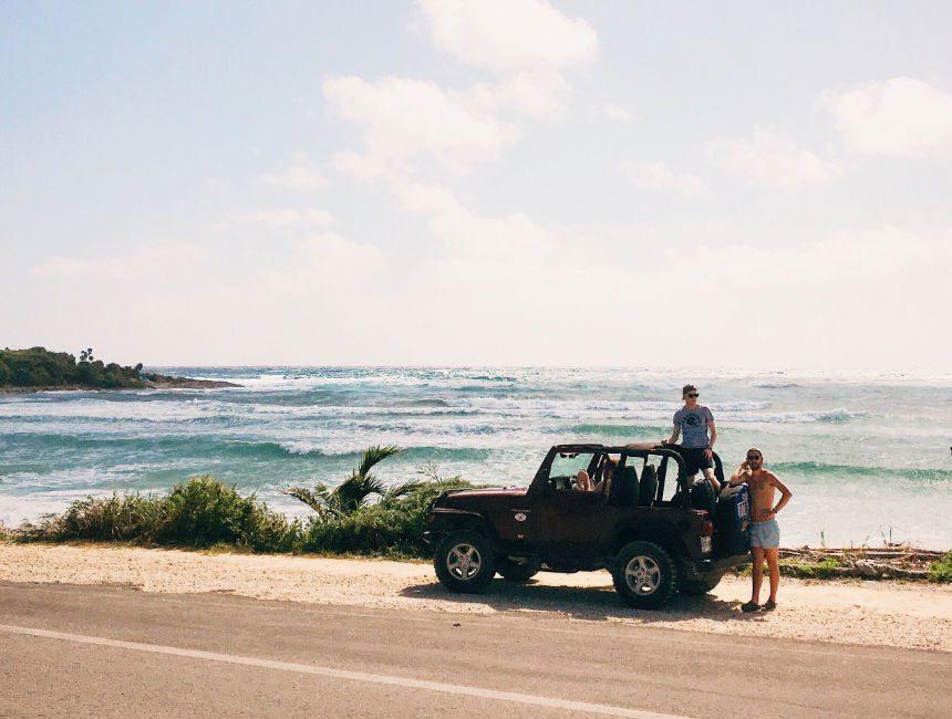 jeep safari aruba