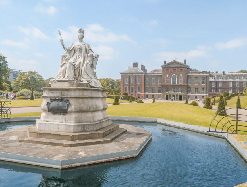 kensington palace londen bezienswaardigheden