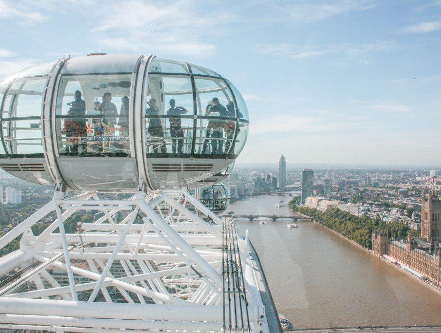 London Eye bezienswaardigheden Londen