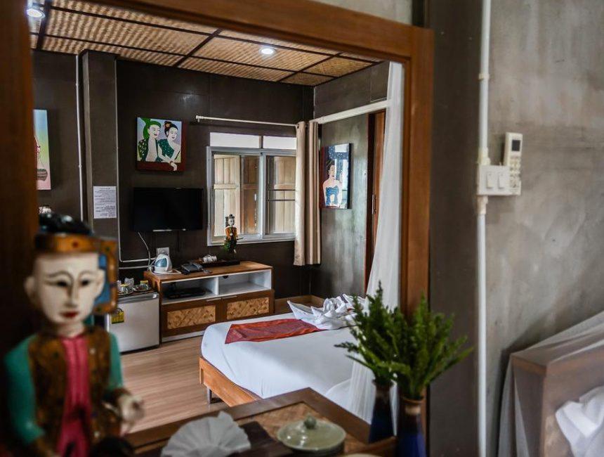 Rondreis Thailand Buri Gallery House Hotel