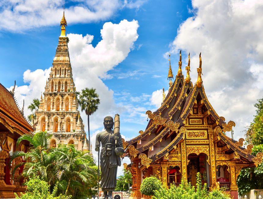 rondreis Thailand reizen