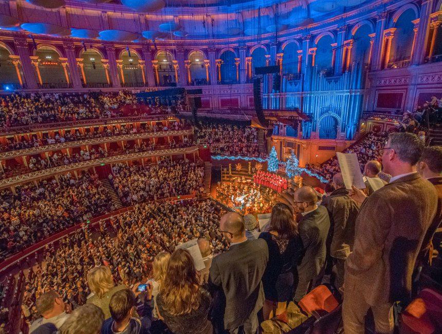 Royal Albert Hall Londen