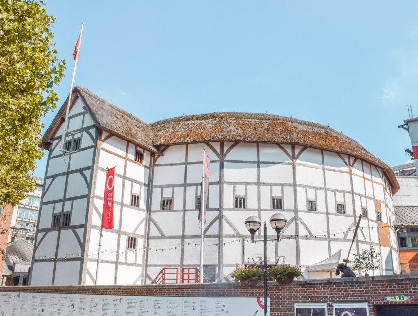 Shakespeare's Globe Theater Londen