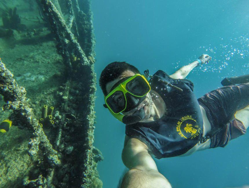 snorkelen aruba ss antilla