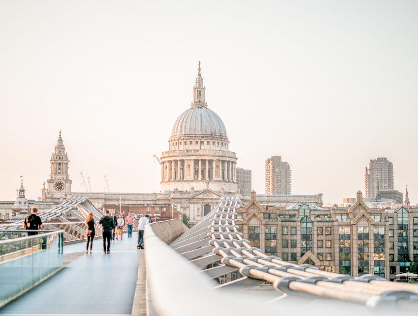 St Pauls Cathedral Hoogtepunten Londen
