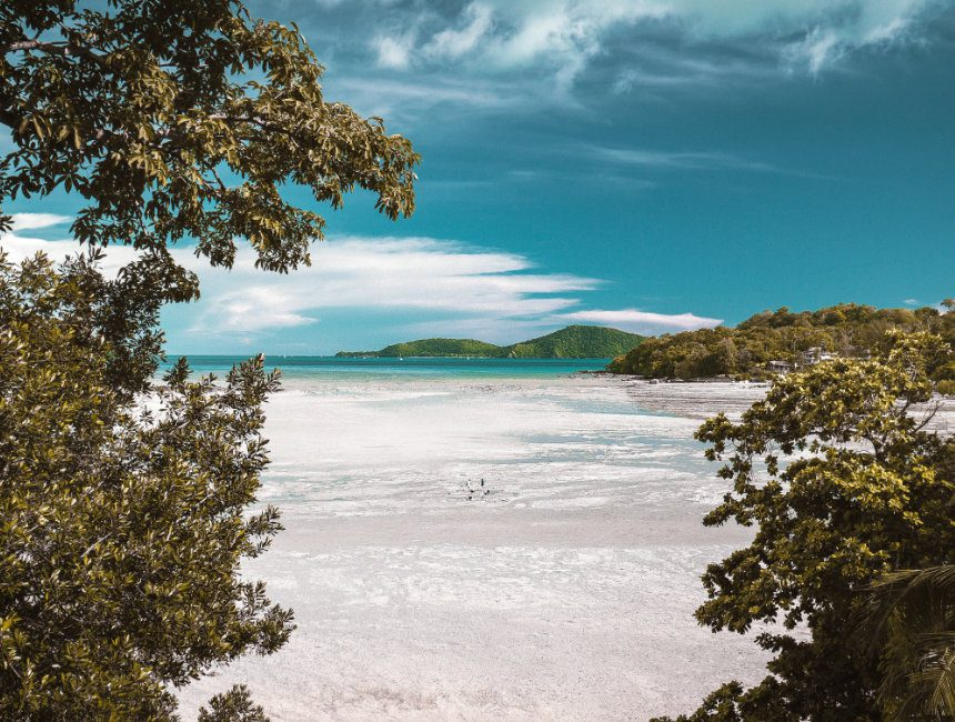 stranden rond Phuket rondreis Thailand